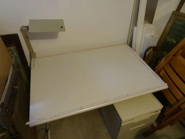 Profi Schreibtisch von K N