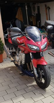 Yamaha 1000er Fazer
