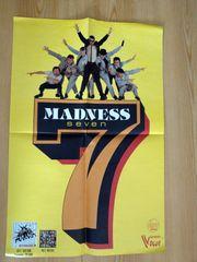 Original Poster Madness Seven 1981