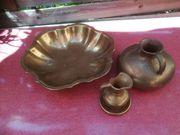 Schalen und Vasen aus masiven