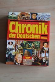 Verkaufe Buch Chronik der Deutschen