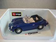 Modellauto 1 18 Porsche 356