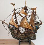 Modell-Schiffe Sammelauflösung 16 verschiedene Segelschiffe