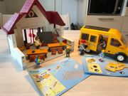 Playmobil Konvolut Schule 6865 6866