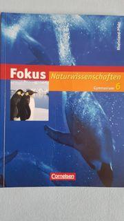 Schulbuch Fokus Naturwissenschaften Gymnasium 6
