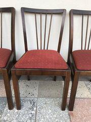 4 Habeo Stühle Vintage