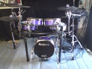 Roland TD30 E-Traum-Drumset in Violette