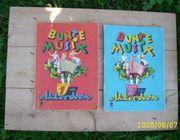 2 Akkordeon-Notenbücher Bunte Musik Band