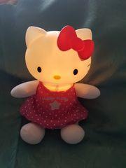 Hello Kitty Nachtlicht mit Musik