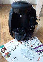 Kaffeeautomat TASSIMO von Bosch einwandfreier