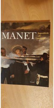 Buch über Manet