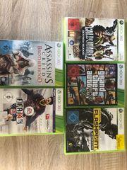 GTA V Fifa Assassins Creed