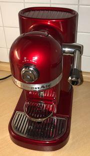 Nespresso KitchenAid Empire Red