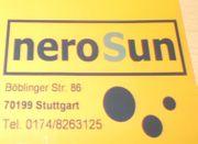 Solariumkarte von neroSun Guthaben 67
