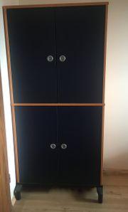 IKEA Effektiv Büro-Schrank Buche mit