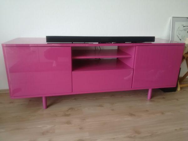 Pinkes IKEA TV Möbel in Bretten - IKEA-Möbel kaufen und verkaufen ...