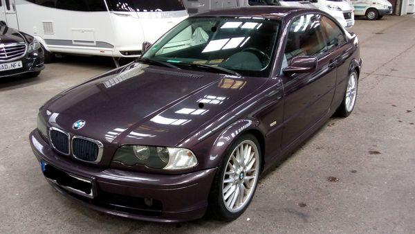 BMW E46 Coupe 318 Ci