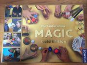 Zauberkasten Die Zauberschule Magic Gold