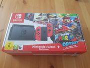 Switch Mario Odyssey Edition CFW