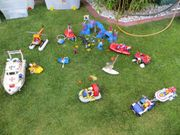 Playmobil Unterwasserwelt mit vielen Fahrzeugen