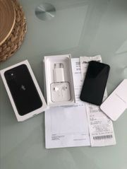iPhone 11 64GB Schwarz Top