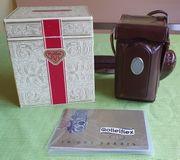 Org Rolleiflex Kamera 2 8f