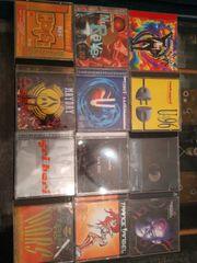 CD Sammlung Tekkno