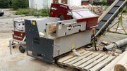 Sägespalter Brennholzautomat Sägespaltautomat