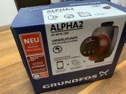 Achtung Grundfos Alpha 2 25