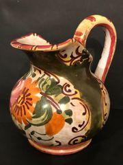 Kleine Henkelvase Vase ASSBROCK Keramik