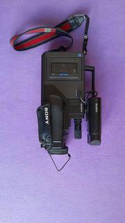 Sony CCD-V8E Video8 Kamera