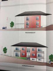 Neubau 4-Parteien-Mietshaus mit 3 ZKB
