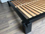 Japanisches Futon Bett 140 cm