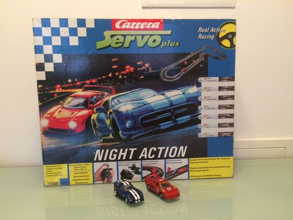 Carrera Servo Plus 75800 - sehr
