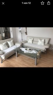 dreiteiliges Sofa-Set