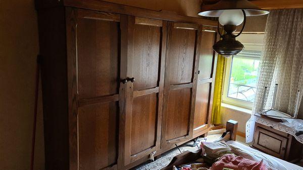 Elternschlafzimmer in Holz