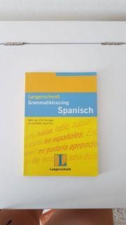 Spanisch Grammatiktraining