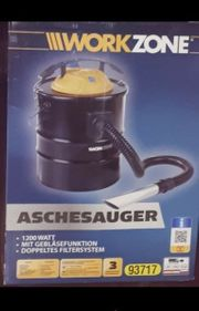 Aschensauger NEU OVP Aschen Sauger