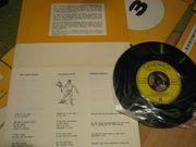 KULT - Sprachschallplatten - 9 Stk - Englisch-KURS