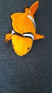 Nemo Clownfisch Fisch neu Kuscheltier