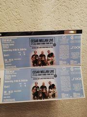 Karten für Cesar Millan