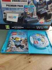 Wii U Limited Edition Lego