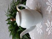 Nostalgische hochwertige Teekanne aus dem
