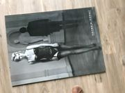 Poster im Glasrahmen