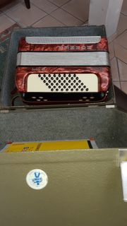 Accordion Hohner Junior 48
