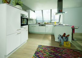 Küche von NOBILIA 120 310: Kleinanzeigen aus Köln Ehrenfeld - Rubrik Küchenzeilen, Anbauküchen