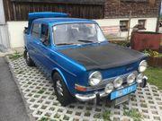 Verkaufe Oldtimer Simca rally 1