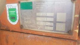 Geräte, Maschinen - Baukran Peiner 25m Ausladung Tragkraft