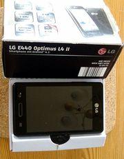 Smartphone LG E440 Optimus L4
