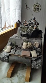 Sherman Tamiya Full Option RTR